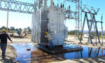 Buckskin substation transformer shooting